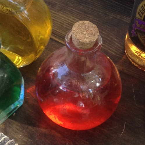 Life potion bottle