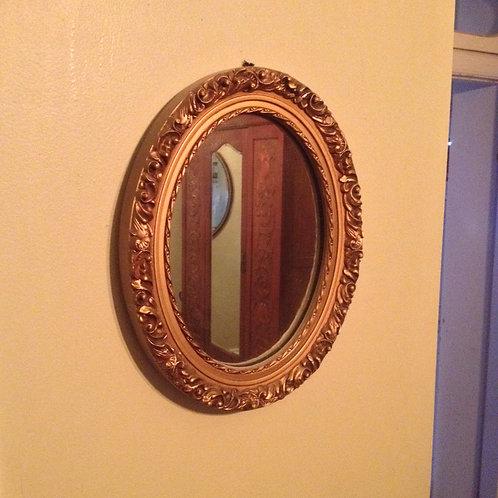 vanity reinforcing mirror
