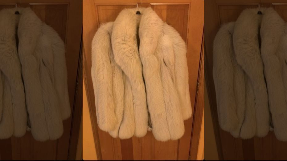 Passed down fur coat
