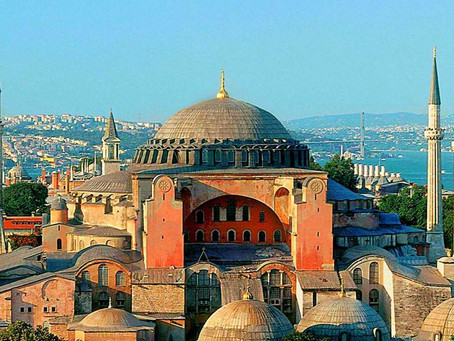 HAGIA SOPHIA SHOULD HAVE REMAINED A MUSEUM