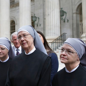 THE LITTLE SISTERS OF THE POOR AND THE SUPREME COURT OF THE UNITED STATES