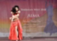 Alma Bellydance - Rakkasah West