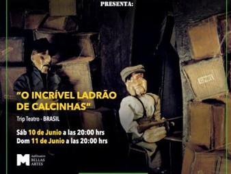 Trip Teatro en el Chile!