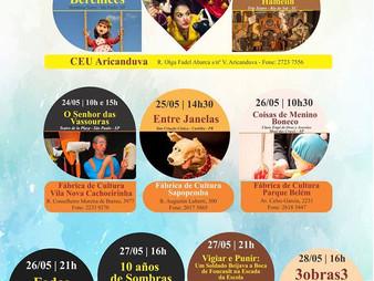 5ª Mostra São Paulo de Teatro de Bonecos