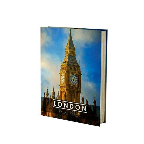CAIXA LIVRO LONDON