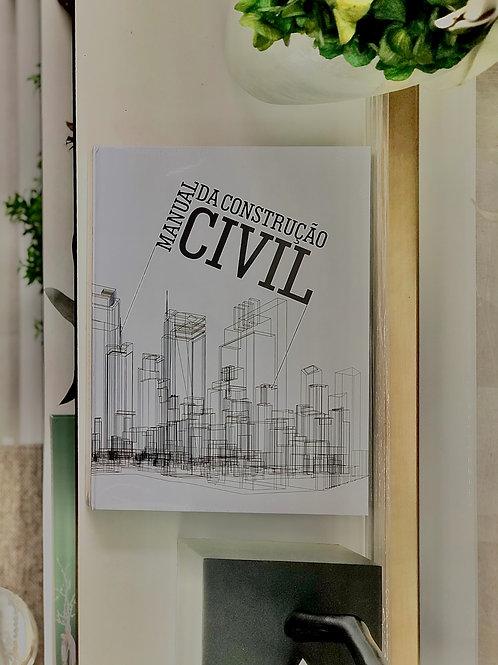 CAIXA LIVRO MANUAL DA CONSTRUÇÃO CIVIL