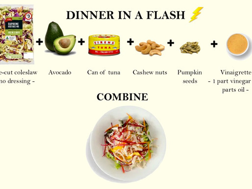 Dinner in a Flash