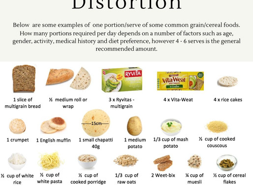 Beat Portion Distortion