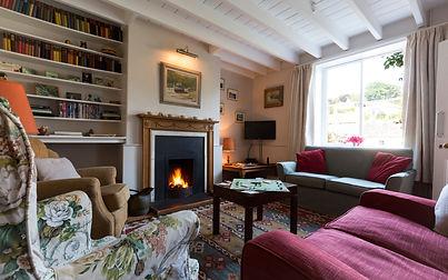 Sitting room, Broom House