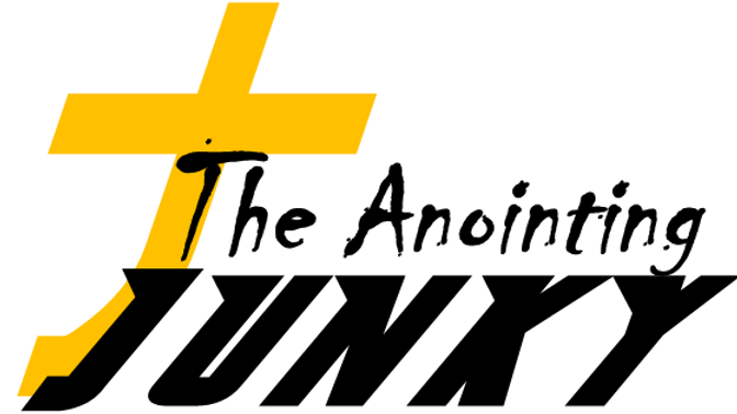 Anointing Junky T-shirt Transfer