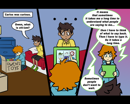 The Talker Page 10