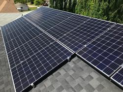 18.3 kWh Solar Panel System