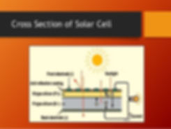 what is a solar cell made of