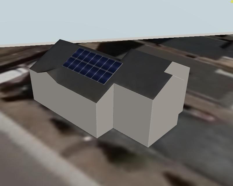 Residential Solar System in Alberta