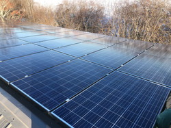 Solar Power System for a Shop