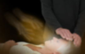 Spiritual Healing Session -  male healer