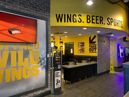 Hedwig Buffalo Wild Wings Location Has Been Remodeled!