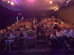 attending/winning film festival