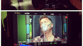 Directing Lane Garrison (Prison Break, NCIS)