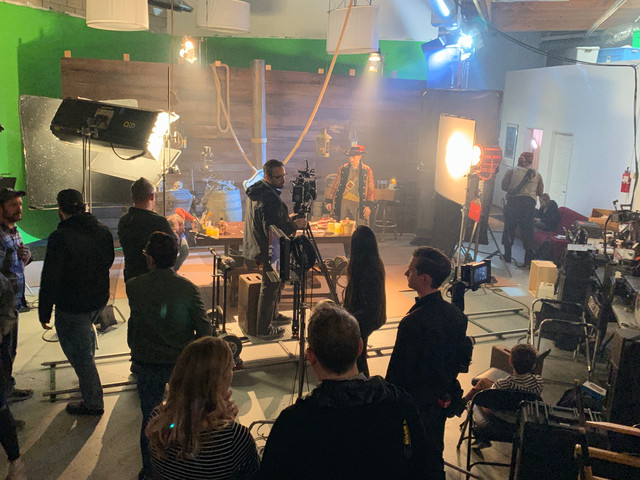 Dell Commercial Shoot