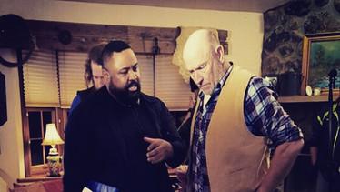 Directing Corbin Bernson (Psych, The Punisher)