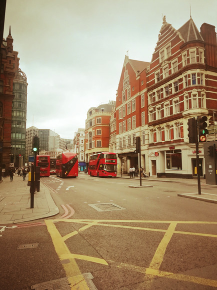 Who am I without you? (One Day Postcards From London)