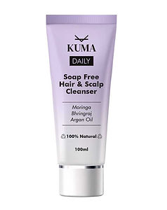 Soap Free Hair & Scalp Cleanser