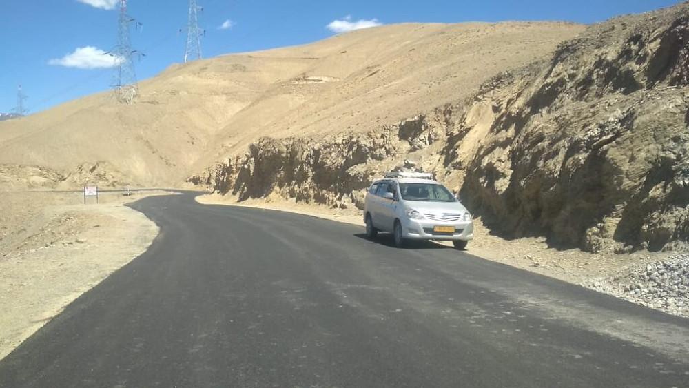 Srinagar to Leh road trip Guide