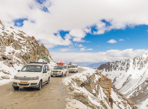 7 Top Tips To Hire Taxi From Srinagar To Leh