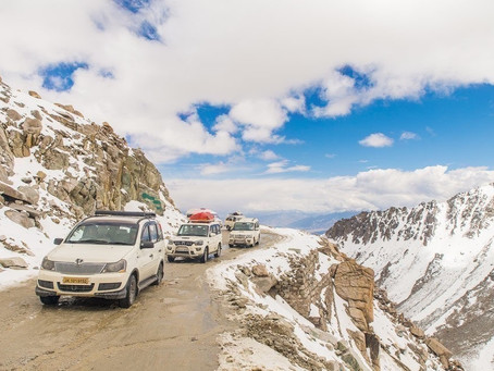Srinagar to Leh road trip Guide