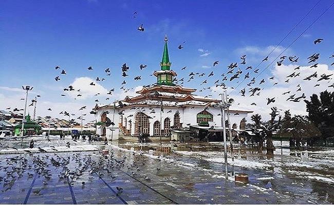 Shrines in Kashmir