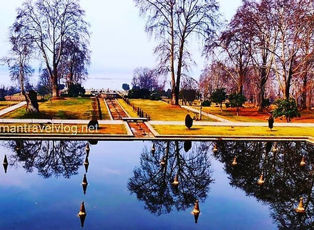 Mughal Garden Nishat – Nishat Bhag