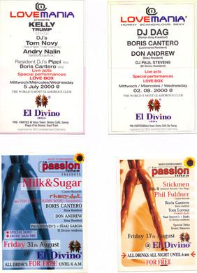 El Divino Ibiza Love Mania and Passion.J