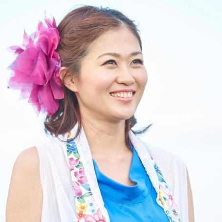 久米島子 初ライブのお知らせ
