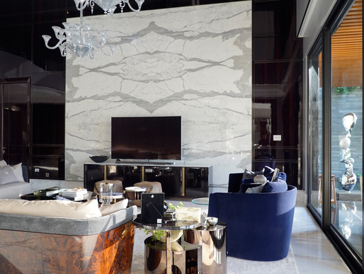 Yuk, Hadirkan Dinding Aksen Estetik dengan Material Batu Alam!