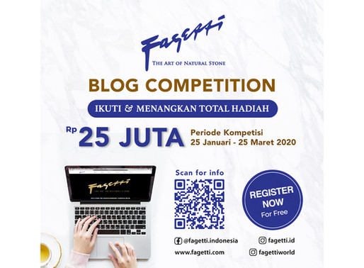 Fagetti Blog Competition