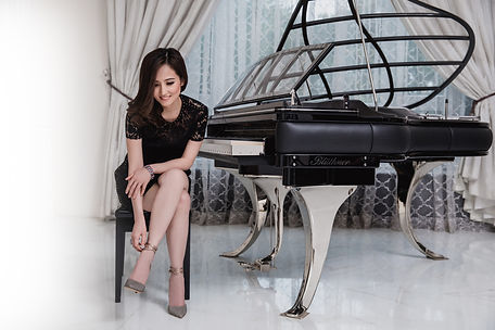 HELEN GUMANTI FOUNDER OF THE GRAND SIGNATURE PIANO