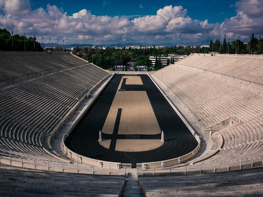Stadion Panathenaic, Tuan Rumah Olimpiade Pertama yang Seluruhnya Berlapis Marmer