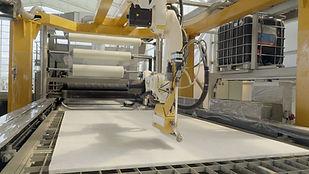 Supplier sekaligus menyedikan jasa pemotongan, pembentukan, pemrosesan marmer sesuai desain dengan teknologi tinggi dengan hasil sangat presisi di Jakarta.
