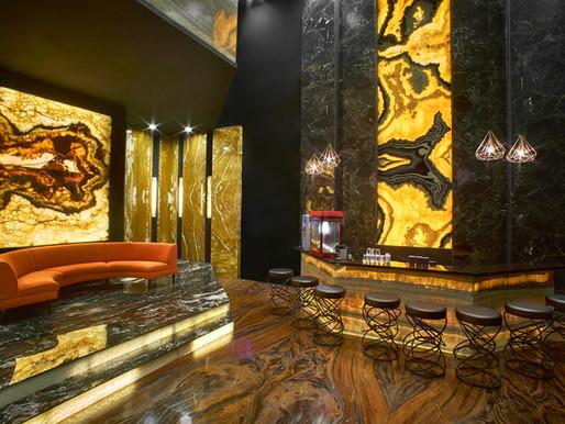 Inspirasi Penggunaan Batu Onyx untuk Interior Mewah