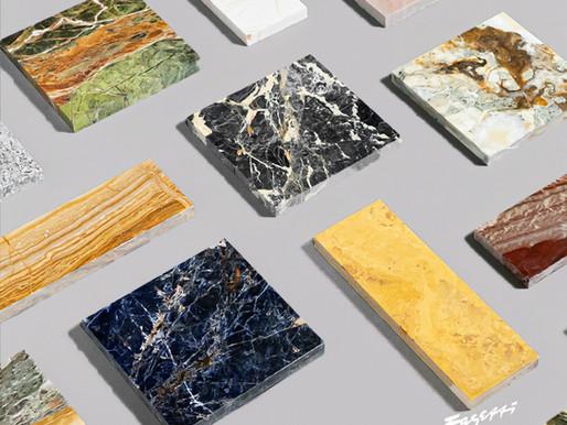Faktor-Faktor Pembentuk Warna dan Corak Marmer yang Variatif