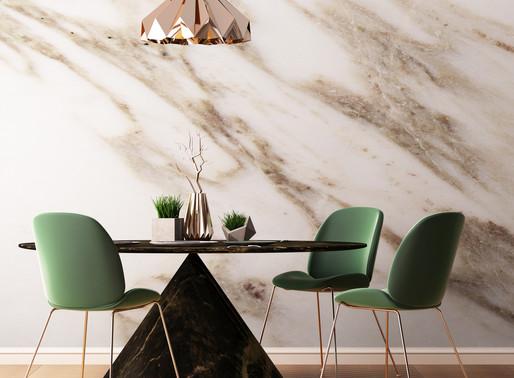 5 Ide Penggunaan Marmer dalam Desain Interior