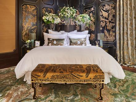 Berkat Marmer, Kamar Tidur Jadi Mewah Bagai Hotel Bintang 5