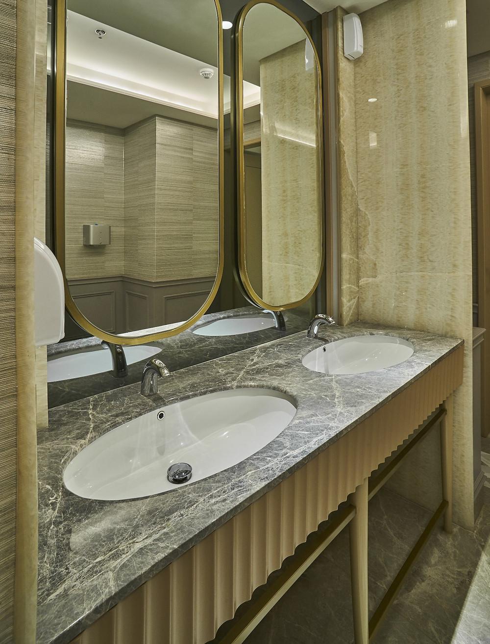bathroom marmer Casa Grande