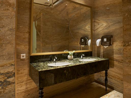 Travertine, Batu Alam Nan Eksotis untuk Material Dinding dan Lantai