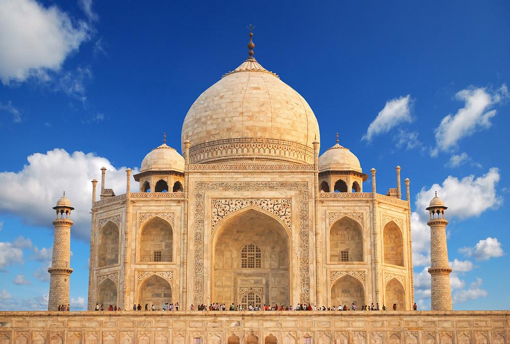 marmer Taj Mahal