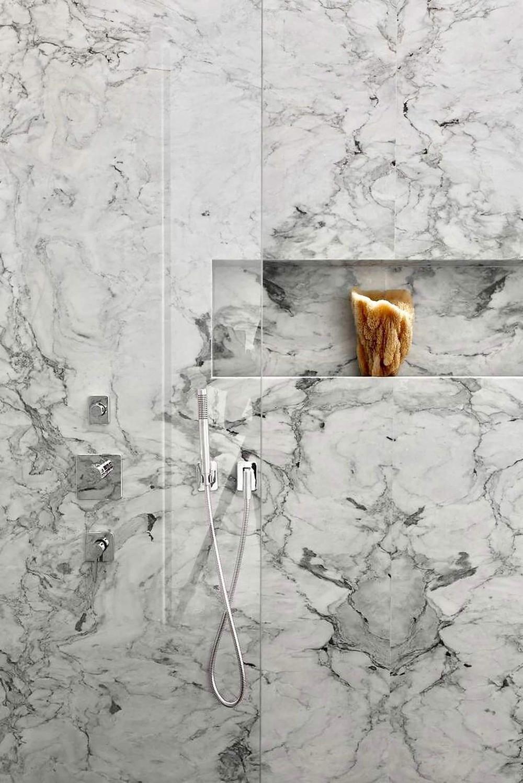 niche marmer untuk dinding kamar mandi
