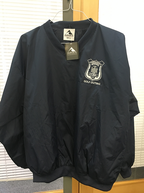 Pullover Golf Windbreaker Jacket