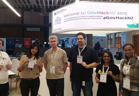 GovHack: From conception to implementation in 46 hours
