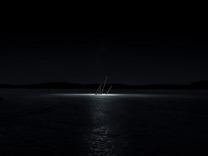 The Passage (Erebus), 2015